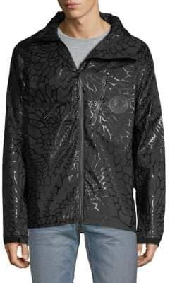 PRPS Nuclear Print Zip-Up Jacket