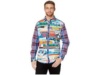 Robert Graham Limited Edition Breaking Lands Classic Fit Sports Shirt