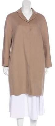 Max Mara 'S Knee-Length Wool Coat