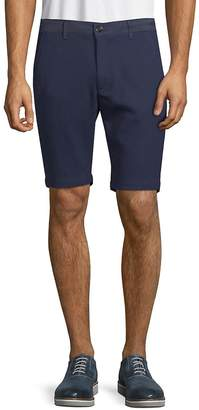 Karl Lagerfeld Men's Classic Textured Shorts