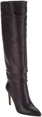 Vince Camuto Leather Tall Shaft Boots - Kashiana