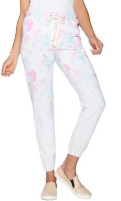 Peace Love World Fleece Knit Jogger Pants