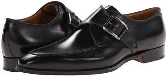 Gravati Calf Leather Buckle Monk Strap Men's Monkstrap Shoes