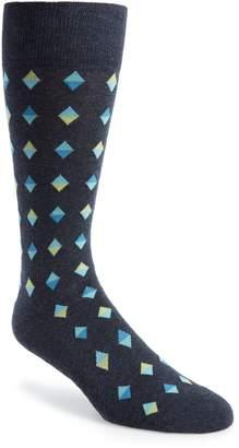 Nordstrom Spliced Diamonds Socks