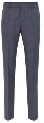 BOSS Hugo Wool Dress Pant, Slim Fit Genesis 38R Turquoise