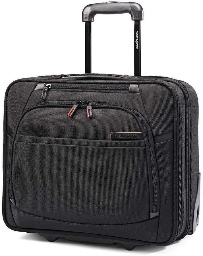 Samsonite Samsonite Upright Mobile Office Perfect Fit Wheeled Laptop Briefcase