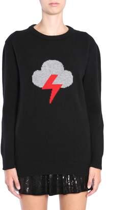 Alberta Ferretti Wool And Cashmere Sweater