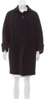 6267 Oversize Wool Coat