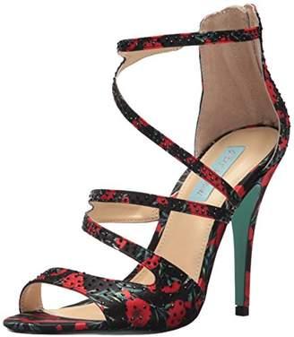 Betsey Johnson Blue by Women's SB-IZZY Heeled Sandal