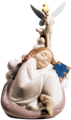 Nao by Lladro Dreaming Of Tinker Bell Collectible Disney Figurine