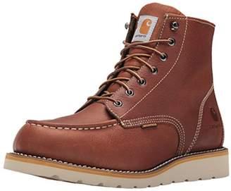 Carhartt Men's CMW6175 6-Inch Waterproof Wedge Soft Toe Work Boot