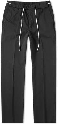 Maison Margiela 14 Drawstring Relaxed Chino