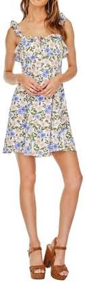 Astr Floral Hannah Dress