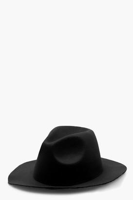 boohoo Fedora Hat