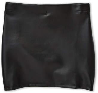 Pinc Premium Girls 7-16) Faux Leather Mini Skirt