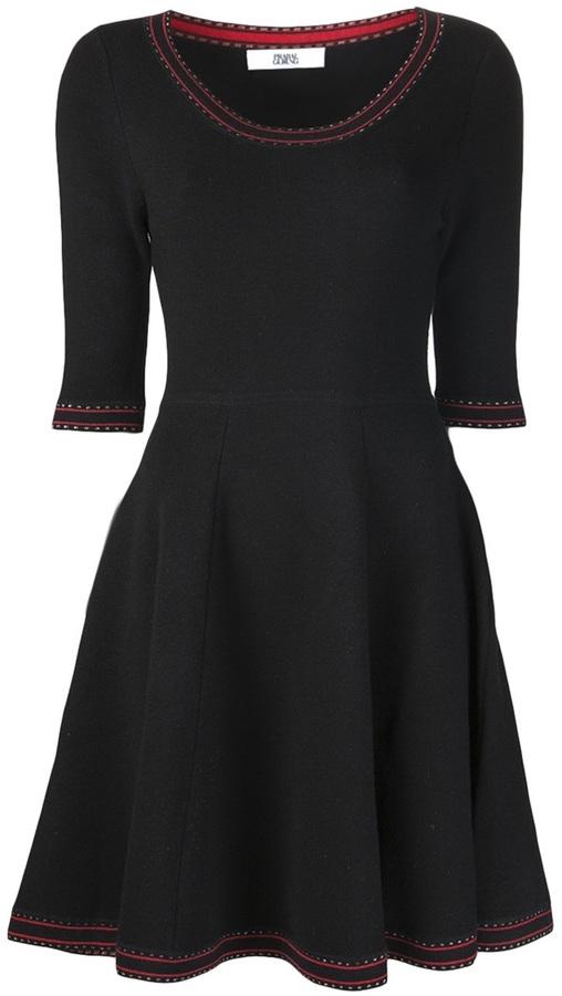 Prabal Gurung flare skirt dress