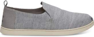 Drizzle Striped Chambray Men's Deconstructed Alpargatas