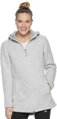 New Balance Women's Hooded Fleece Jacket