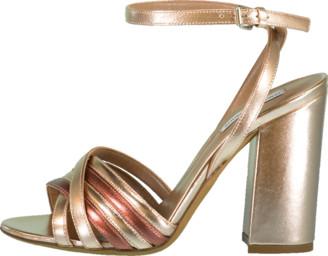 Tabitha Simmons Toni Strappy Block Heel Sandal