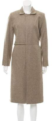 Les Prairies de Paris Long Lightweight Coat