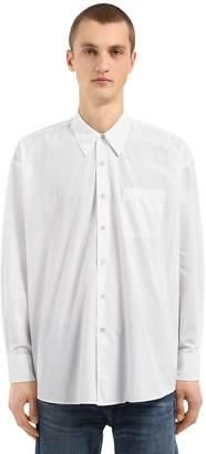 Our Legacy Classic Cotton Poplin Shirt