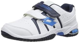 Lotto Unisex Kids' T-TOUR III 600 CL S. Tennis Shoes