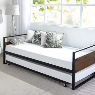 DAY Birger et Mikkelsen Zinus 39 Inch Ironline Bed with Trundle Set