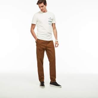 Lacoste Men's Technical Cotton Pants