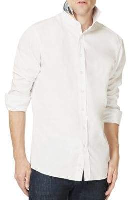 Etro Cotton Button-Down Shirt
