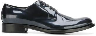 Dolce & Gabbana varnished Derby shoes