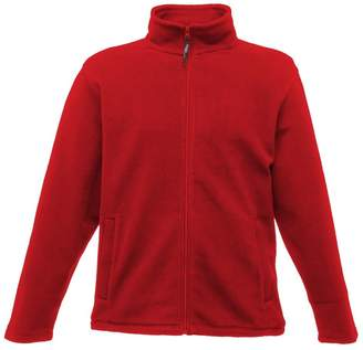 Regatta Mens Plain Micro Fleece Full Zip Jacket (Layer Lite) (XXXL)