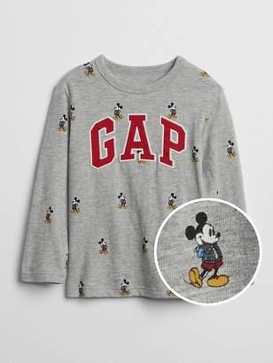 Gap babyGap | Disney Mickey Mouse Logo T-Shirt