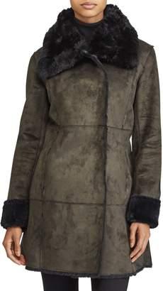 Lauren Ralph Lauren Faux Shearling Jacket