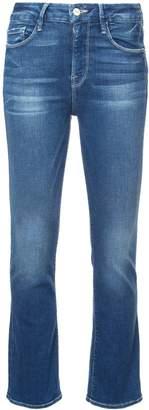 Frame Le Crop Mini Bootcut Jeans