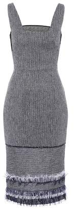 Roland Mouret Riseley tweed dress