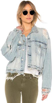 Hudson Rei Cropped Jacket.