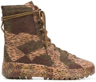 Yeezy Season 6 Military boots