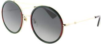 Gucci Women's Round 56Mm Sunglasses