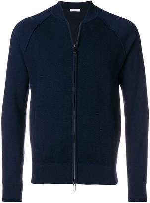 Paolo Pecora zipped bomber jacket
