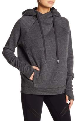 Alo Frost Faux Shearling Lined Hoodie