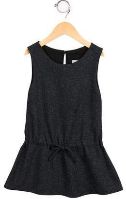 Isabel Garreton Girls' Wool Dress