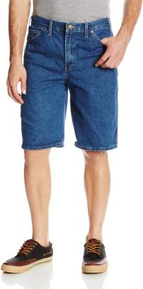 Dickies Men's 11 Inch 6-Pocket Regular Fit Denim Short