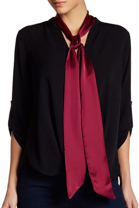 14th & Union Solid Skinny Scarf $16.97 thestylecure.com