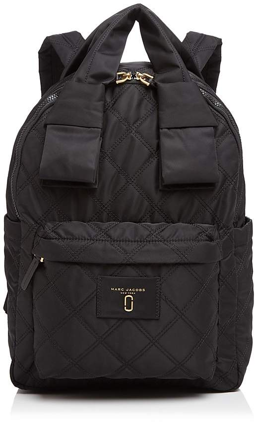 Marc Jacobs MARC JACOBS Knot Large Quilted Nylon Backpack