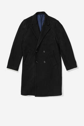 Saturdays NYC Saul Double Breasted Top Coat