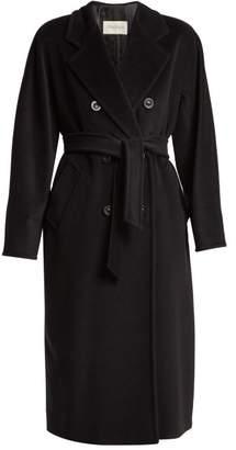 Max Mara Madame Coat - Womens - Black