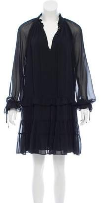 Rebecca Minkoff Long Sleeve Mini Dress