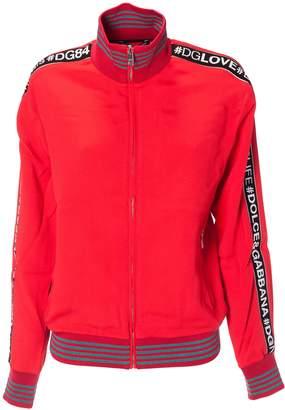 Dolce & Gabbana Zipped Up Bomber