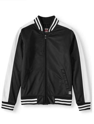 One Point One Tricot Performance Zip Up Jacket (Big Boy)