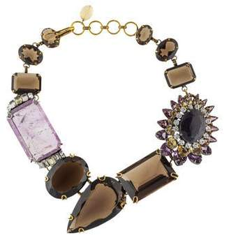 Iradj Moini Multistone Convertible Collar Necklace
